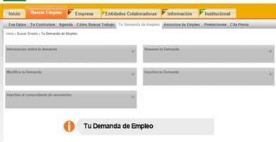 Cómo sellar el paro por Internet en Andalucía