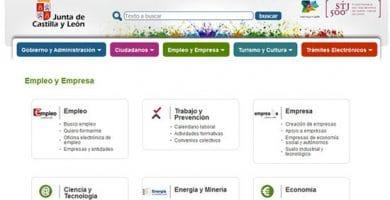 Cómo sellar el paro por internet en Castilla y León