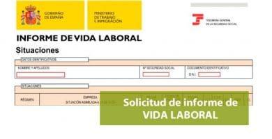 Cómo pedir el informe de vida laboral por Internet, SMS o teléfono