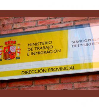 Direcciones provinciales del SEPE