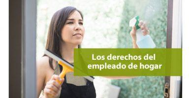 Los derechos de las empleadas de hogar