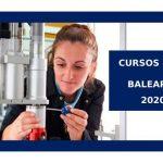 Cursos INEM Baleares 2020