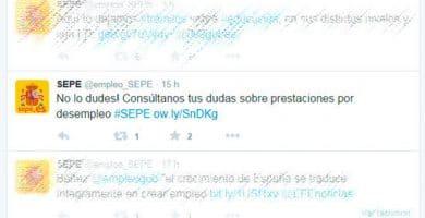 Cómo consultar dudas al Servicio Público de Empleo Estatal (SEPE)